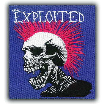 Buy Red Mohawk by Exploited (the)
