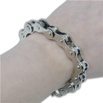 Buy Bike Chain Bracelet by Generic