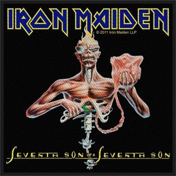 Buy Seventh Son Of A Seventh Son by Iron Maiden
