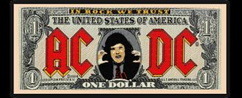 Buy Dollar Bill by Ac/dc