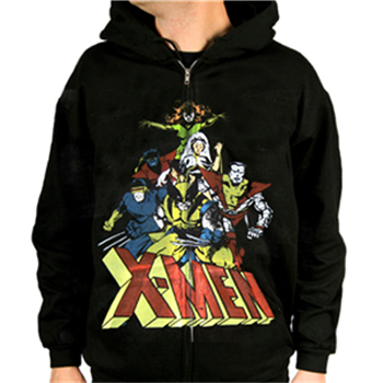 Buy Group Shot Zip by X-men