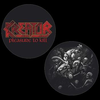 Buy Pleasure to Kill / Album Artwork by Kreator