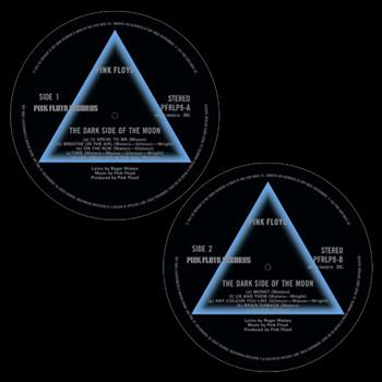 Buy Dark Side Of The Moon Side 1 / Side 2 by Pink Floyd