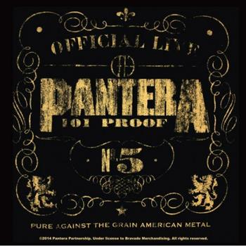 Buy 101 Proof by Pantera