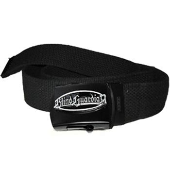 Buy Name In Oval Web Belt by Blind Guardian