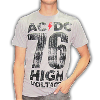 Buy High Voltage 76 (grey) by Ac/dc