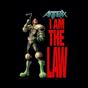 Buy Judge Dredd by Anthrax