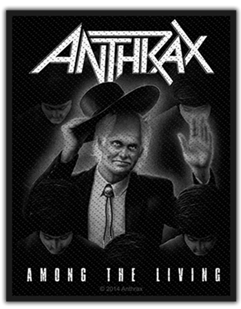 Buy Among The Living by Anthrax