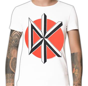 Buy White Jumbo Logo by Dead Kennedys