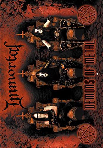 Buy Demons of Metal by Immortal