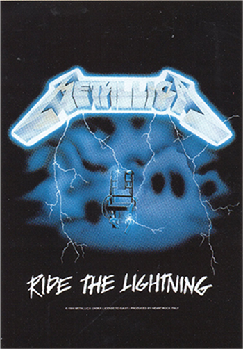 Buy Ride the Lightning by Metallica