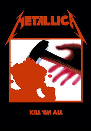 Buy Kill Em All by Metallica
