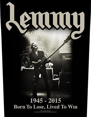 Buy Lemmy 1945-2015 by Motorhead