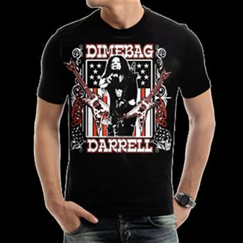 Buy Dimebag Guitars/Flag by Pantera