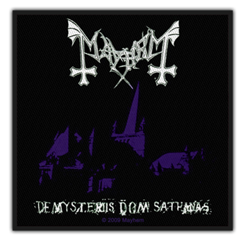 Buy De Mysteriis Dom Sathanas by Mayhem