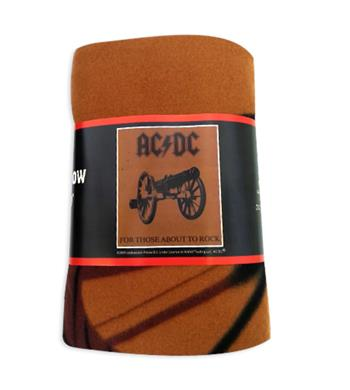 Buy (Fleece Blanket) by Ac/dc