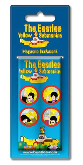 Buy Yellow Submarine (Bookmark Magnet) by Beatles