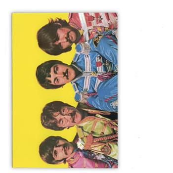 Buy Sgt. Pepper Outfits (Postcard) by Beatles