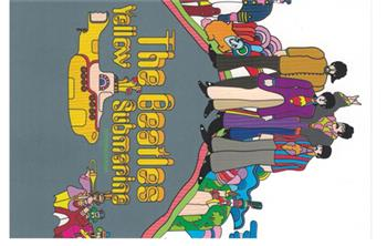 Buy Yellow Submarine (Postcard) by Beatles