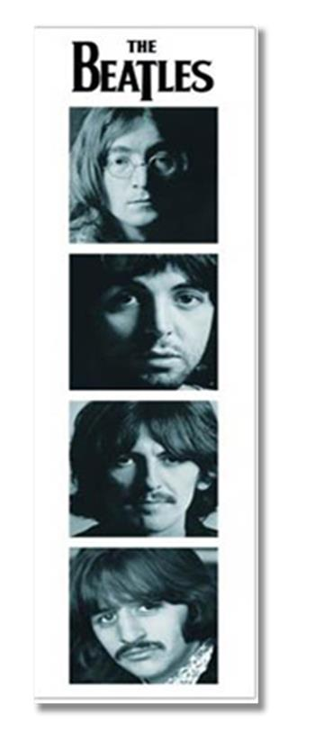 Buy Faces Bookmark by Beatles