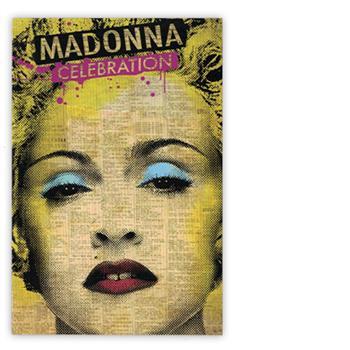 Buy Celebration (Postcard) by Madonna