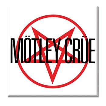 Buy Pentagram Logo (Magnet) by Motley Crue