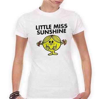 Buy Little Miss Sunshine (White) by Mr. Men