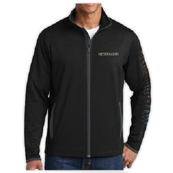 Buy Embroidered Track Jacket by Meshuggah