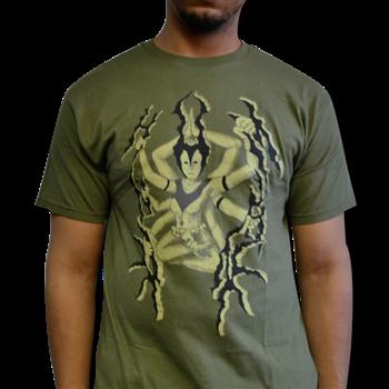 Buy Goddess Green by Unhuman