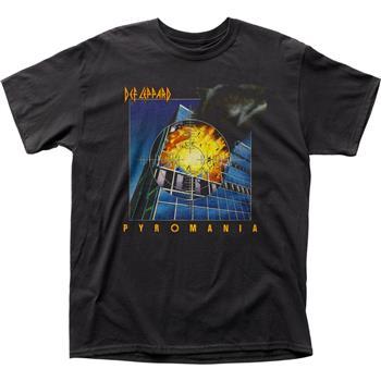 Buy Def Leppard Pyromania T-Shirt by Def Leppard