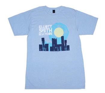Buy Elliott Smith New Moon T-Shirt by Elliott Smith