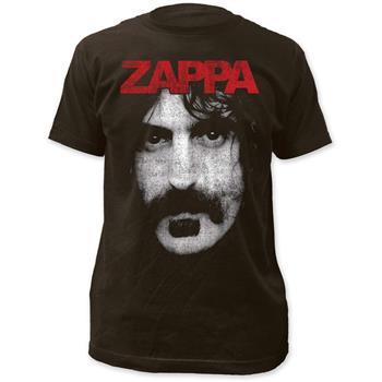 Buy Frank Zappa Zappa Fitted T-Shirt by Frank Zappa