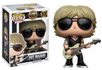 Buy Funko Toys Guns n Roses Duff Mckagan Pop Rocks Vinyl Figure by Guns 'n' Roses
