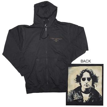 Buy John Lennon Peace NYC Hoodie Sweatshirt by John Lennon