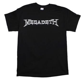 Buy Megadeth Logo T-Shirt by Megadeth