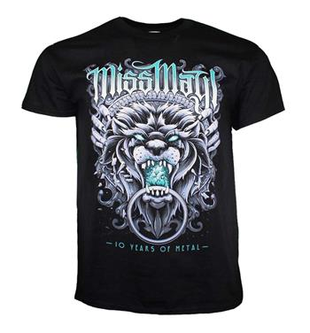 Buy Miss May I 10 Years of Metal T-Shirt by Miss May I