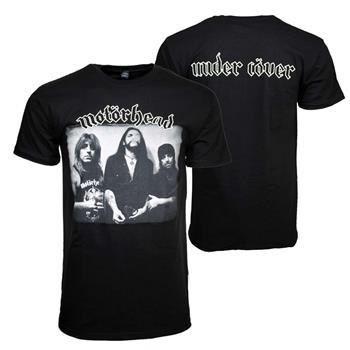 Buy Motorhead Undercover T-Shirt by Motorhead