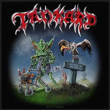 Buy One Foot In The Grave by Tankard
