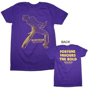 Buy Queen Bohemian Rhapsody Fortune T-Shirt by Queen