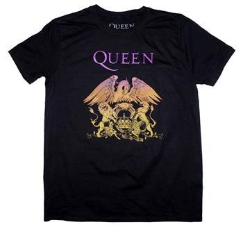 Buy Queen Crest Gradient T-Shirt by Queen