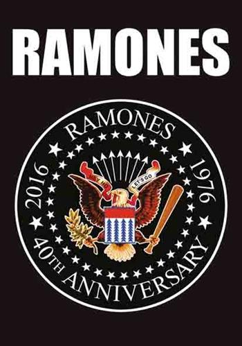 Buy 40th Anniversary Logo by Ramones