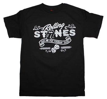 Buy Rolling Stones Tumbling Dice T-Shirt by Rolling Stones