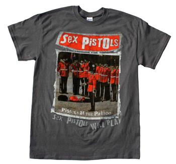 Buy Sex Pistols at the Palace T-Shirt by Sex Pistols