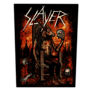 Buy Devil On Throne by Slayer