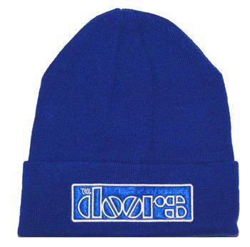Buy The Doors Logo Beanie Hat by The Doors