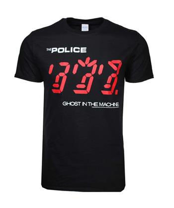 Buy The Police Ghost in the Machine T-Shirt by The Police