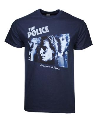 Buy The Police Regatta De Blanc T-Shirt by The Police