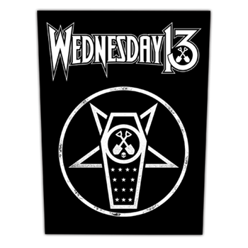 Buy What The Night Brings by Wednesday 13