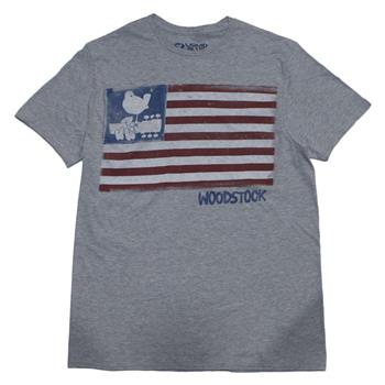 Buy Woodstock Classic T-Shirt by Woodstock