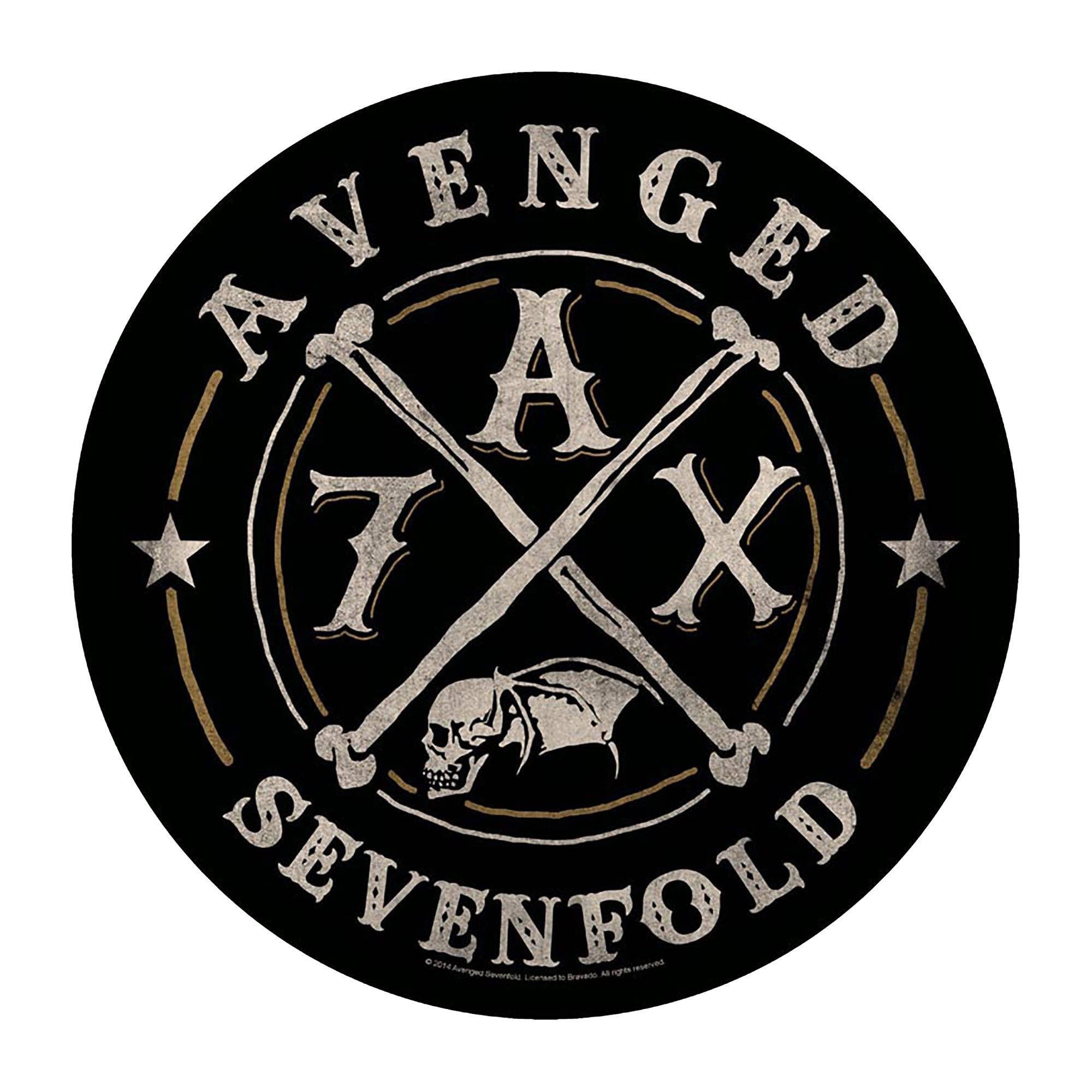 A7X Backpatch